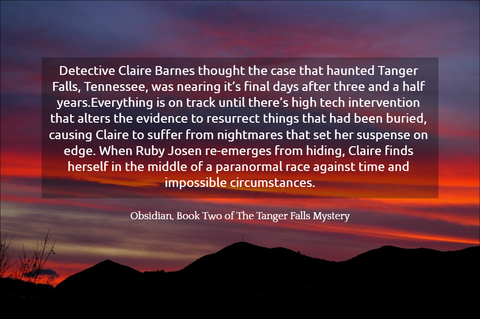 detective claire barnes thought the case that haunted tanger falls tennessee was...