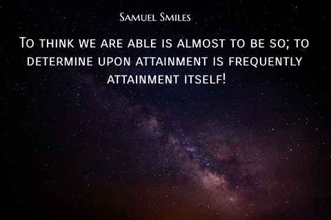 to think we are able is almost to be so to determine upon attainment is frequently...