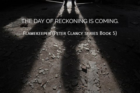the day of reckoning is coming...