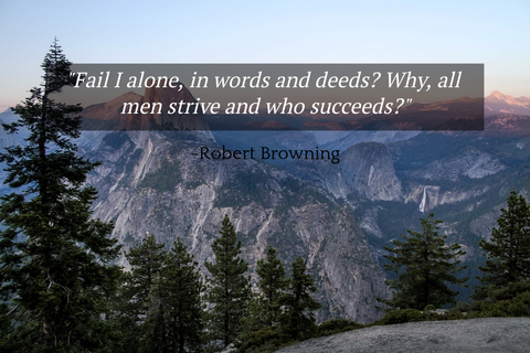 fail i alone in words and deeds why all men strive and who succeeds...