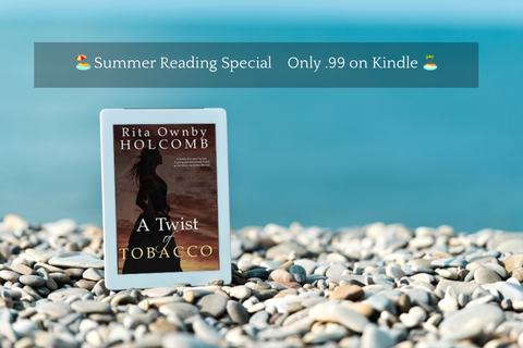 summer reading special only 99 on kindle...