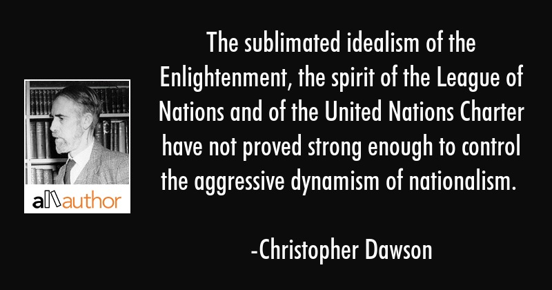 The sublimated idealism of the... - Quote