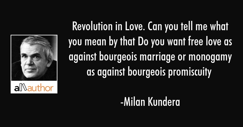 Revolution In Love Can You Tell Me What You Quote