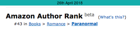 Amazon Top 100 Rank