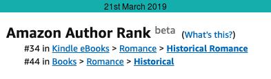 Amazon Top 100 Rank