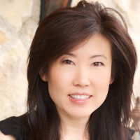 Author Mary Ting