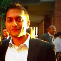 Arjun Chaudhuri
