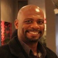 Author Tony Ginyard