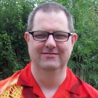 Author Ian Thompson