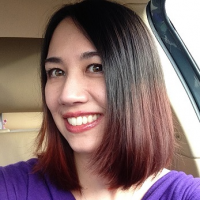Author Crystal Marcos